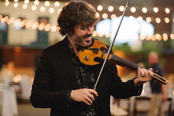 Brian Fitzy Wedding Violinist